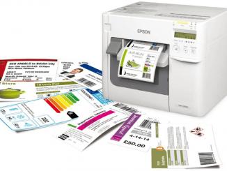 Epson Serisi C3500 Renkli Etiket Yazıcı
