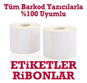 Barkod Etiket Fiyatları, Yazıcı ve Ribon Çeşitleri